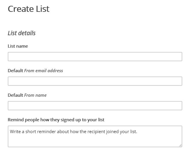 mailchimp-create-list