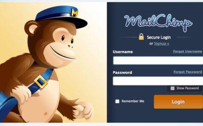 Cómo crear una cuenta en Mailchimp y armar una lista de distribución por correo