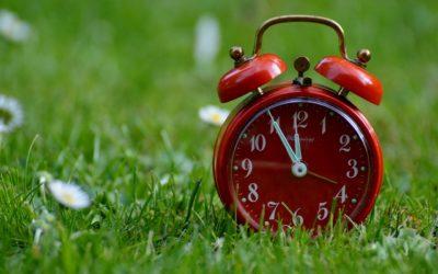 Introducción a la administración del tiempo